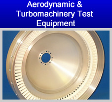 Aerodynamic & Turbomachinery Test Equipment, Instrumentation