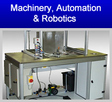 Machinery, Automation & Robotics