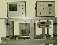 Bespoke Test Machine - Automated Gearbox Switch Test Workstation