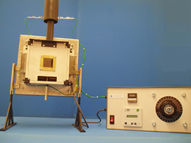 Bespoke Test Machinery - BS Standard Ignition Test Rig