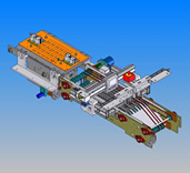 PCB assembly handling design CAD